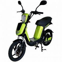 Racceway E-BABETA green