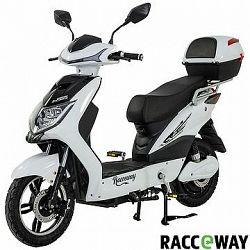 Racceway E-Fichtl, 20 Ah, biely-lesklý
