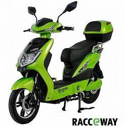 Racceway E-Fichtl, 20Ah, sv. zelený-metalický