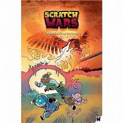Scratch Wars – Komiks