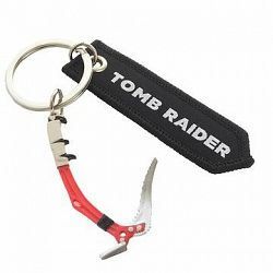 Shadow of the Tomb Raider 3D Pickaxe Keyring/Keychain