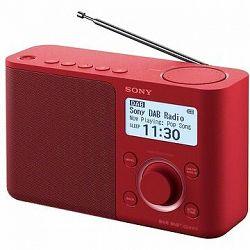 Sony XDR-S61D červené