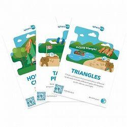 Sphero Activity Card Set 3 Pack