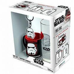 Star Wars – Stormtrooper – mini hrnček, pohár, prívesok