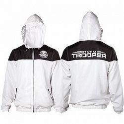 Star Wars Stormtrooper Windbreaker – bunda S