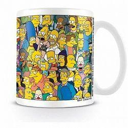 The Simpsons – Characters – hrnček