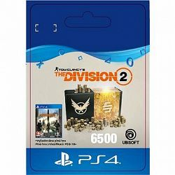 Tom Clancys The Division 2 – 6500 Credits – PS4 SK Digital