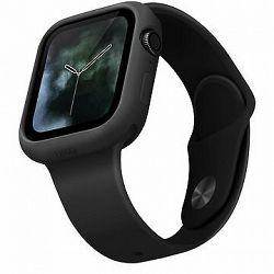 Uniq Lino pre Apple Watch 44 mm Ash čierny