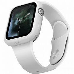 Uniq Lino pre Apple Watch 44 mm Dove biely