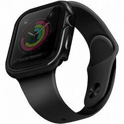 Uniq Valencia pre Apple Watch 40 mm Blush Gunmetal sivý