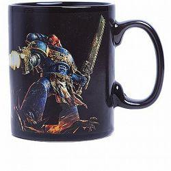 Warhammer 40K Heat Changing Mug – hrnček premieňací